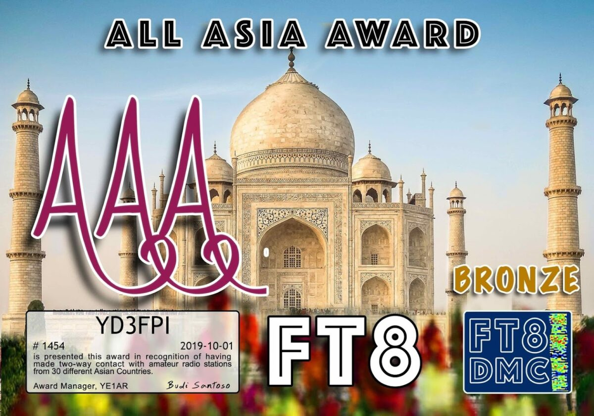 All Award Asia ( AAA ) Bronze for FPI